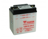 YUASA conventional(Dry charge) motorcycle battery