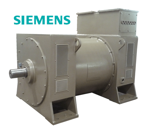 Siemens High voltage Alternator(3000-6600V)